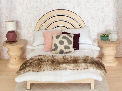 Rainbow Double Bed