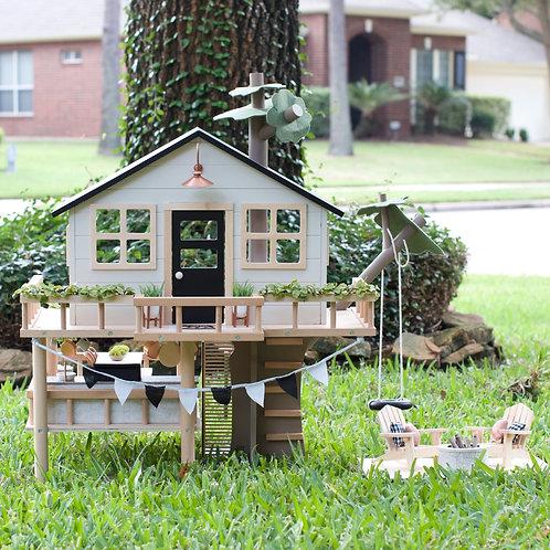 The Ricky Treehouse