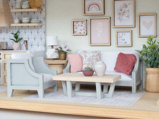DIY Kit: Modern Coffee Table