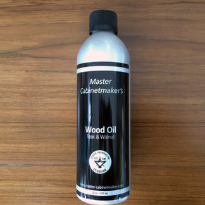 Master GloveMakers Wood Oil