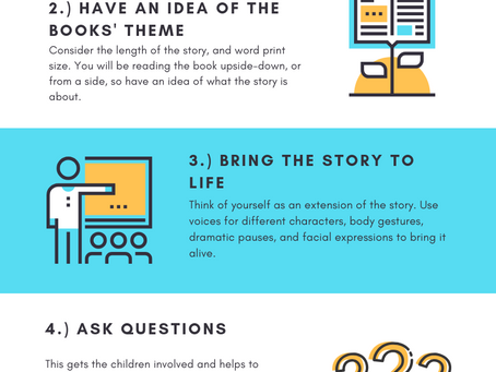 Tips for Mixed Age Group Reading