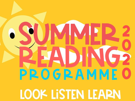 Join our Summer Reading Programme Journey!