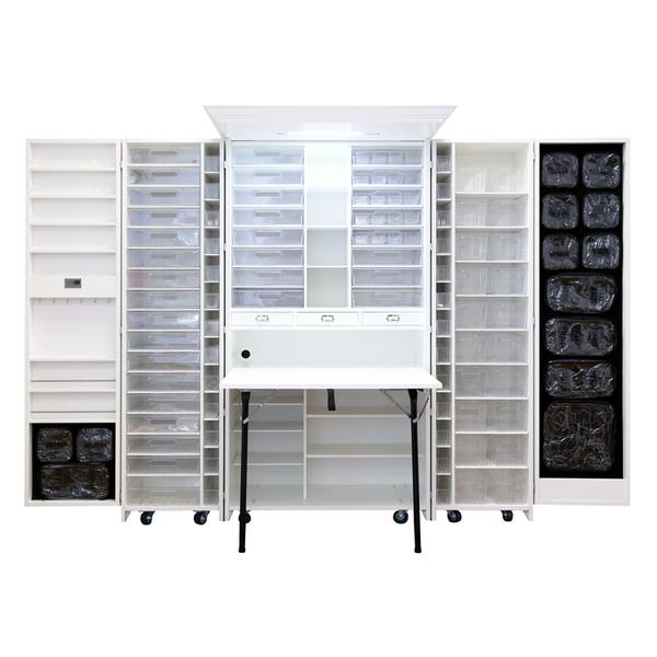 Open view of The Original Scrapbox Workbox 3.0