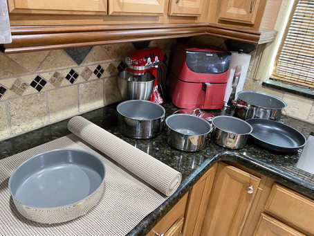 DIY Pot Protectors Any Size Great for RV No Template needed!