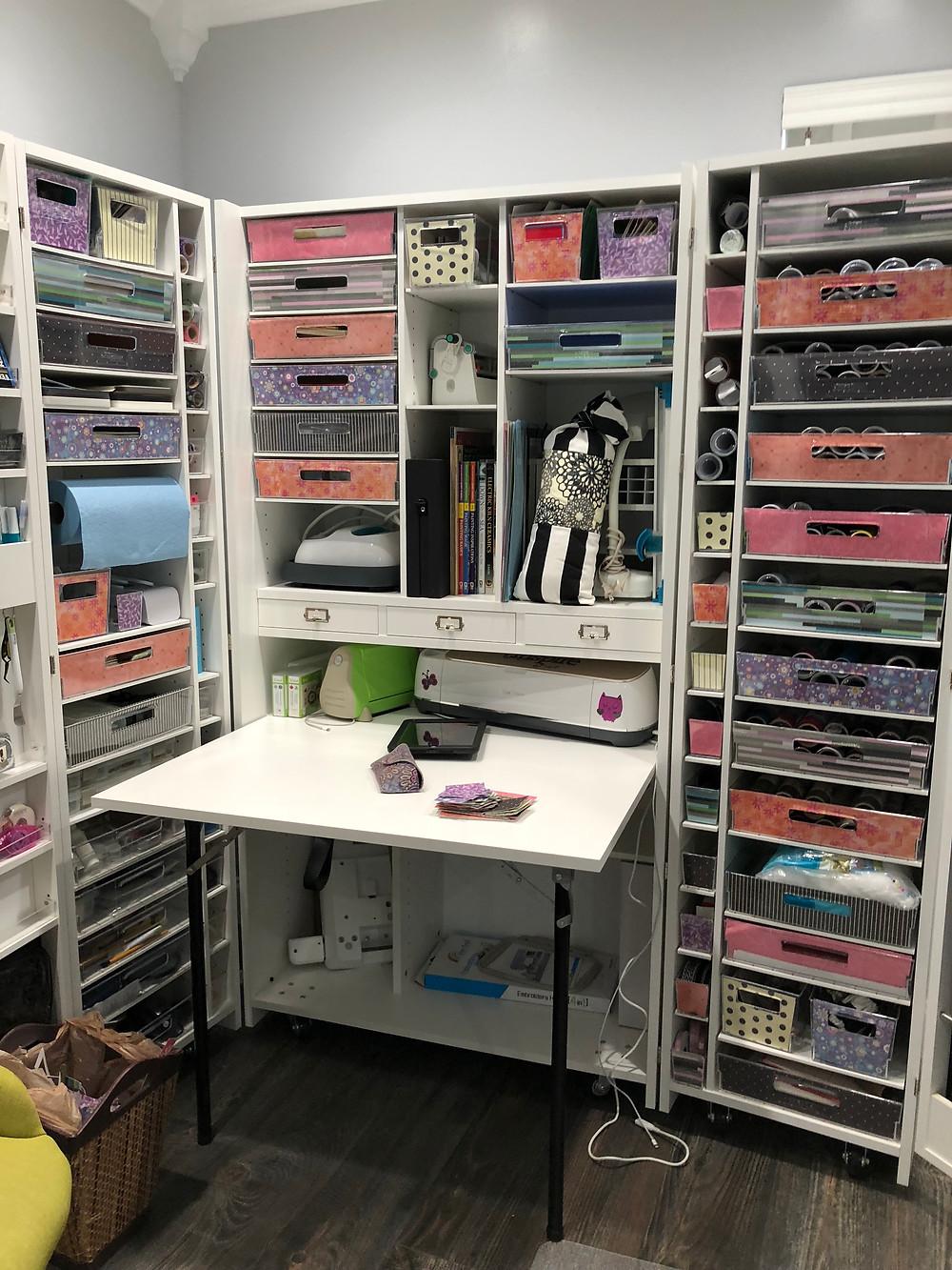 Shelly Tschupp Original Scrapbox Workbox 3.0