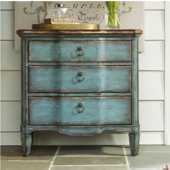 Glazed Distressed Furniture