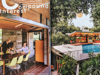 Blodgett-Calvin Residence featured in Dwell (Sept 2016)