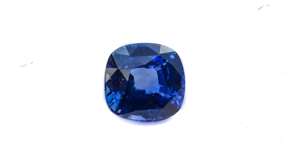 Ceylon Sapphire | RZ518_32D | 2.15ct | 2,800K/ct | 7.5x7.3 cush