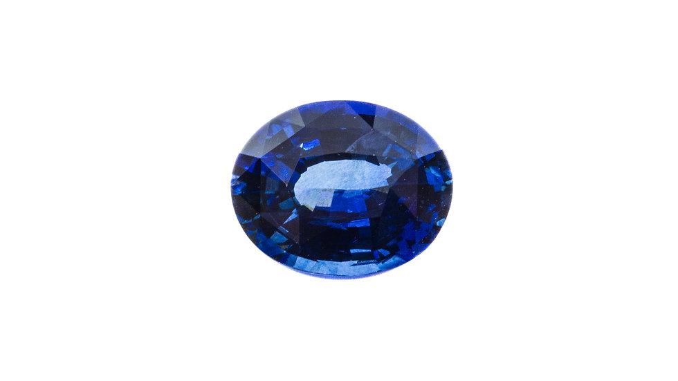 Ceylon Sapphire | RZ218_27E | 2.73ct | 3,750K/ct | 9.5x7.6 ov | AGL CERT