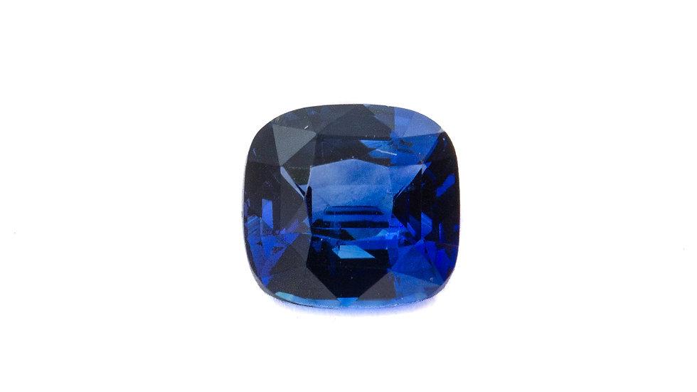 Ceylon Sapphire | RZ518-31D | 2.12ct | 3,000K/ct | 7.4x7.1 cush