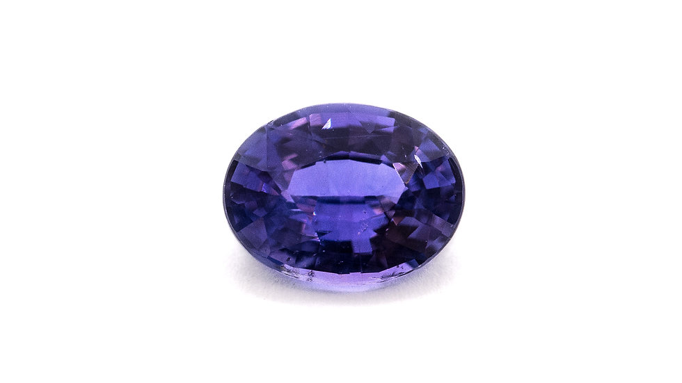 Purple Sapphire |  VS917F  | 8.6 x 6.5 ov. | 1.86CT | 1150K/CT