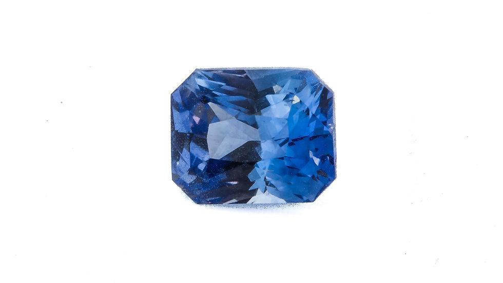 Ceylon Sapphire   RZ518-1E   2.10ct   1,750K/ct   7.4x6mm radiant
