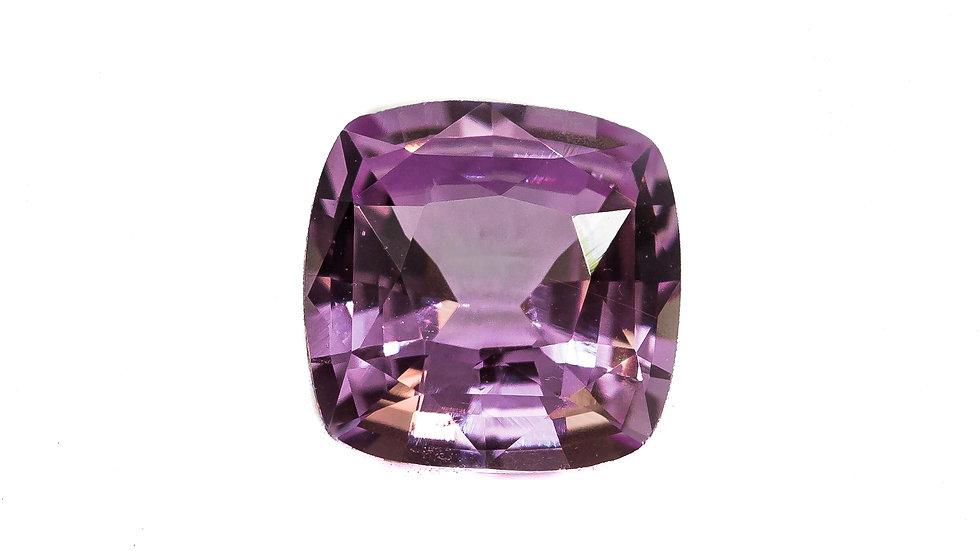 Baby Pink Sapphire | RZ218-F | 7.3MM cush. 1.68 ct. | 1750K/CT.