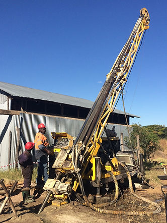 Graham Banks. Exploratory drilling, Lupa