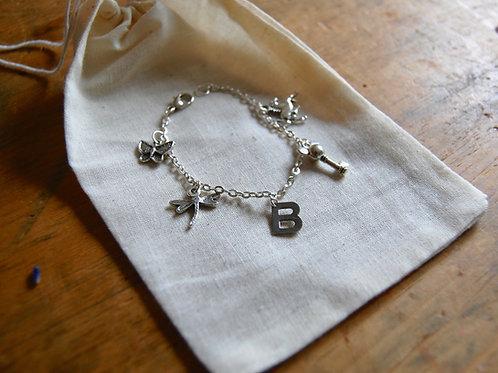 Personalised Charm Bracelet Making Box