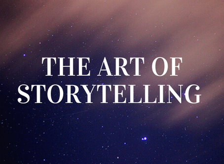 """The Art of Storytelling- Writing Grants for Your Nonprofit"""