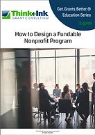 Screen Shot How to Design a Fundable Non