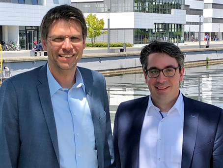 Locker-Grütjen und Rouenhoff: Hochschule und regionale Wirtschaft stärker vernetzen