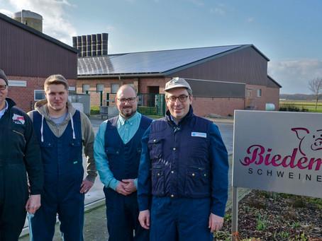 Rouenhoff: Der Landwirtschaft eine Perspektive geben
