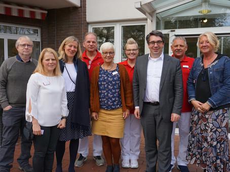 CDU-Abgeordnete bei der AWO