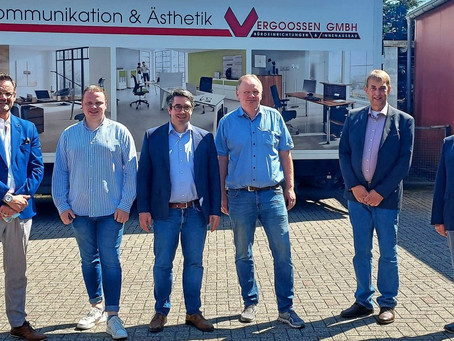 NRZ-Online | Einblick ins Handwerk in Rees: Rouenhoff besucht Vergoosen