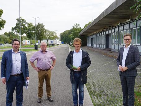 Früheres Zollamt-Gelände vor Eigentümerwechsel - Entlastung für Emmerich in Sicht