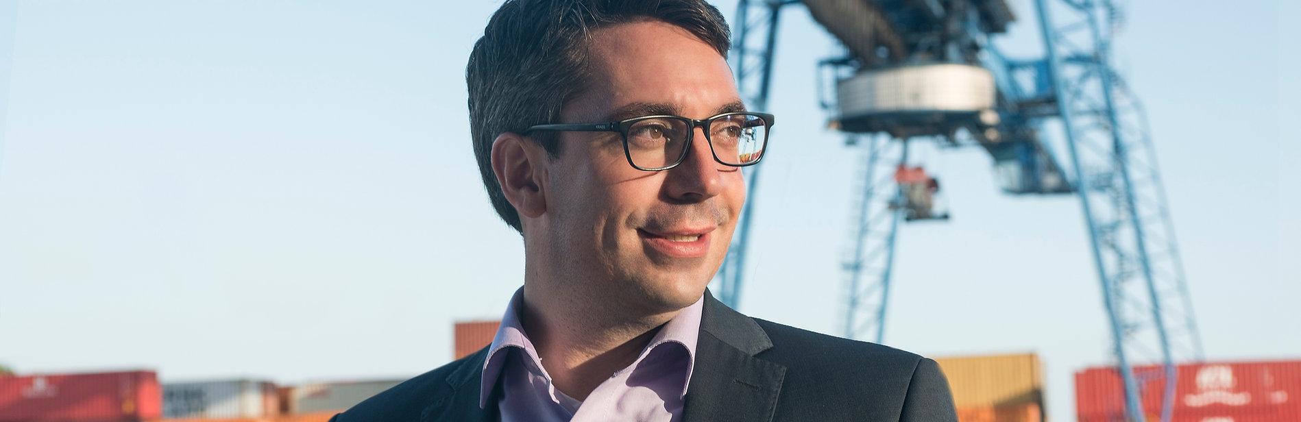 Stefan Rouenhoff Infrastruktur Kreis Kleve