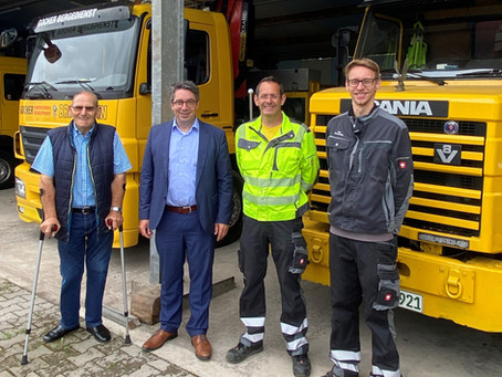 Rouenhoff: Mittelständische Betriebe sind tragende Säule der niederrheinischen Wirtschaft