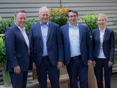 RP-Online: Bundestagsabgeordnete zu Gast bei Landgard