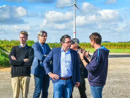 RP-Online: Ausbau der Windenergie braucht Akzeptanz