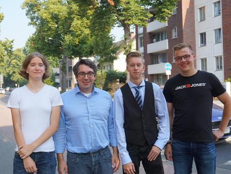 Rouenhoff trifft Fridays-for-Future Kreis Kleve