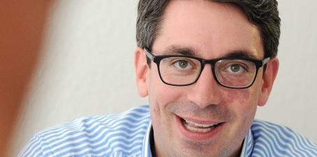 """WAZ: """"Stefan Rouenhoff (37) macht sich im Land bekannt"""""""