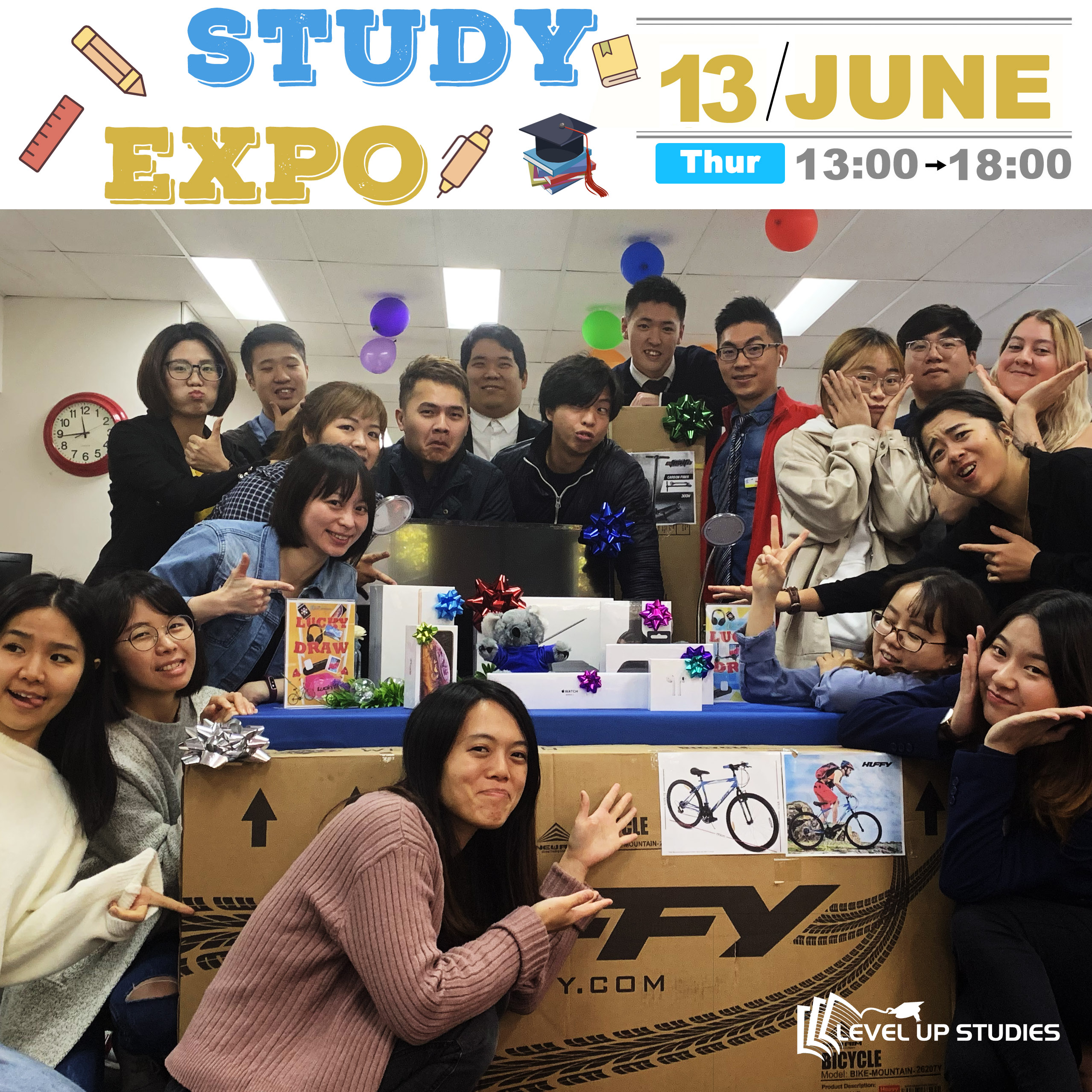 Study EXPO