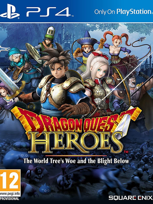 Dragon Quest Heroes: The World Tree's Woe Day One Edtion