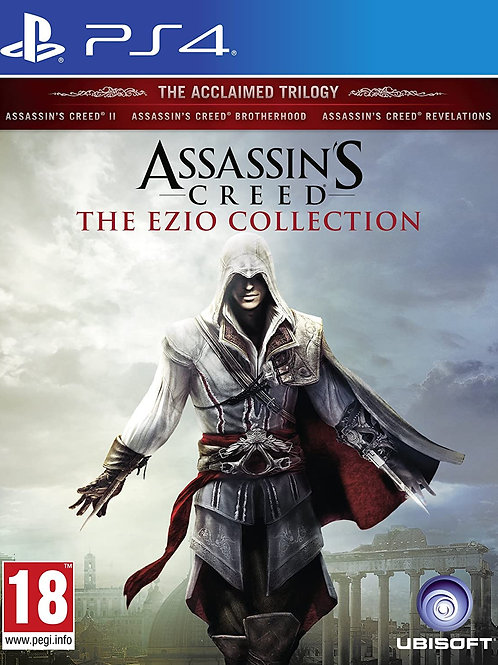 Assassins Creed: The Ezio Collection