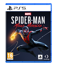 PS5 Spider-Man Box