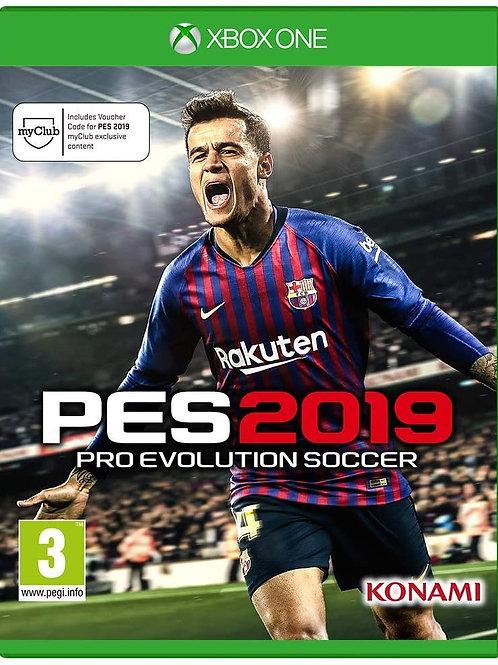 Pro Evolution Soccer 2019 - PES 2019