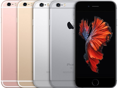 32gb iPhone 6S - O2