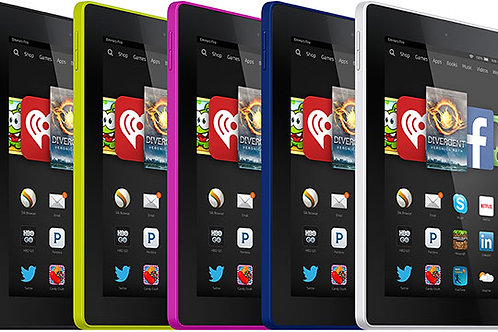 "8gb Kindle Fire HD 7"" - Wifi Only"
