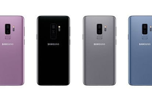 Samsung S9 Plus - EE
