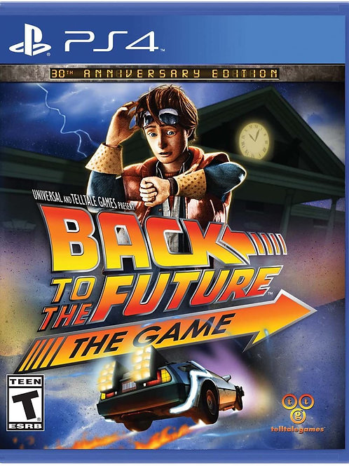 Back to the Future The Game: 30th Anniversary Edition