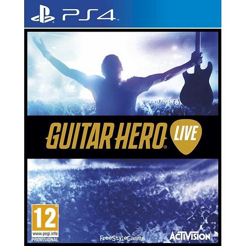 Guitar Hero Live Soluis