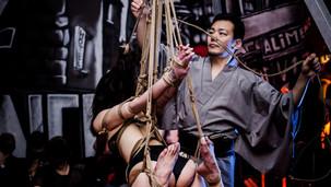 shibari by Kinoko