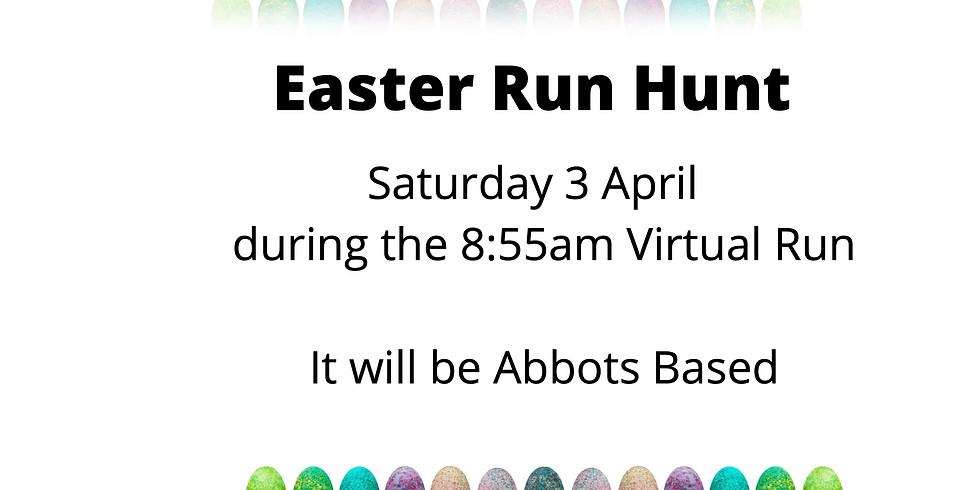 Easter Run Hunt