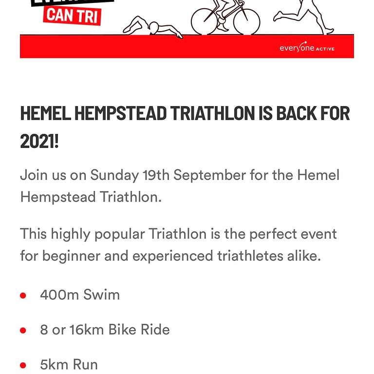 Hemel Triathlon