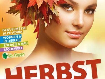 Besuchen Sie uns auf der Klagenfurter Herbstmesse