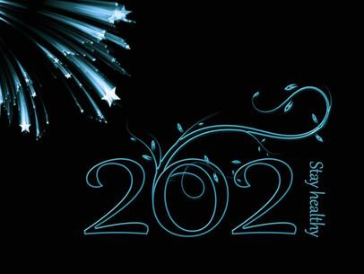 Ein gutes und gesundes neues Jahr!
