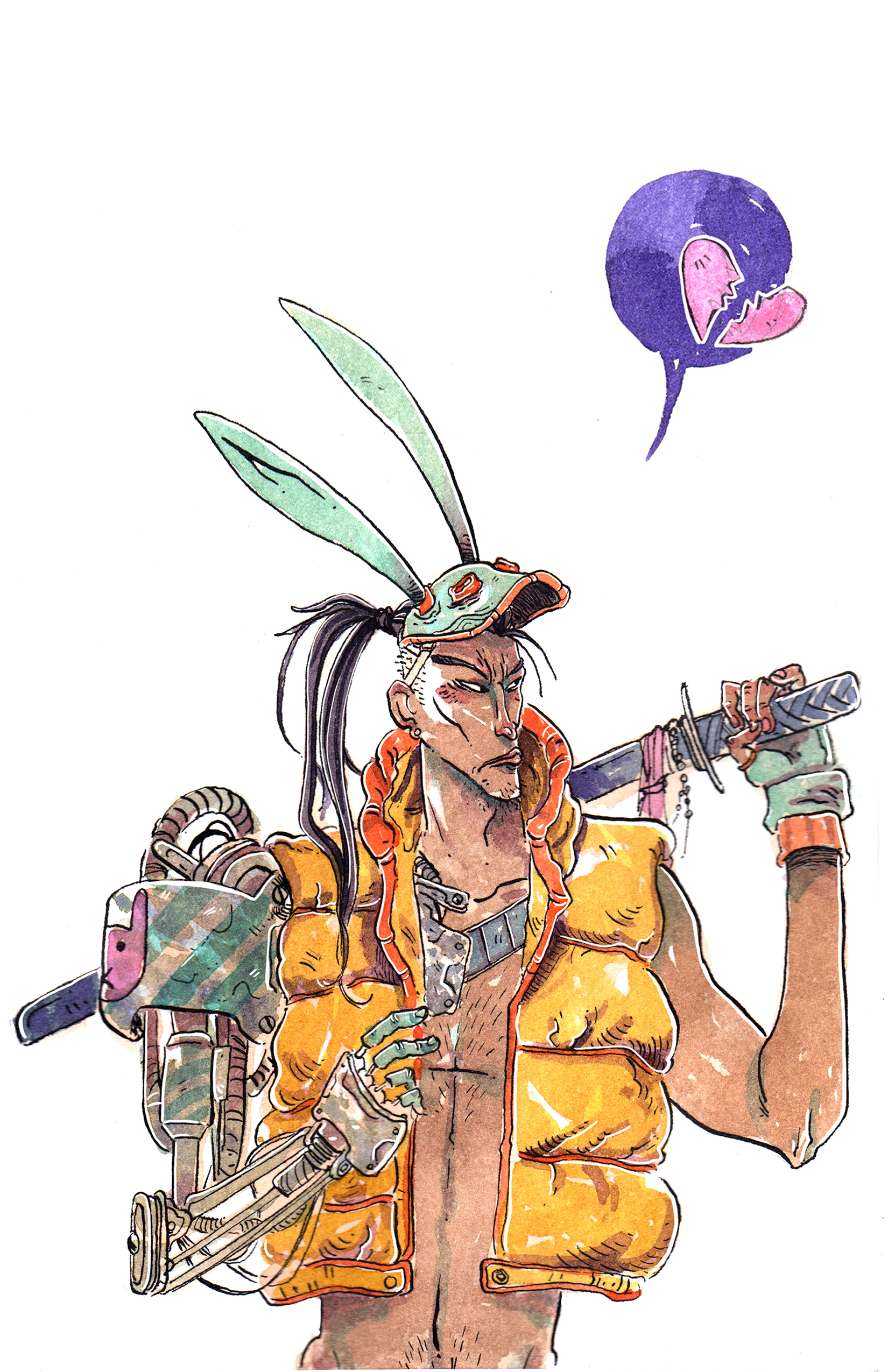 print_sketch_bunny_soldier