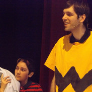 Linus & good ol' Charlie Brown (Brent Dobrovits)