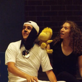 Snoopy & Woodstock (Katie Bavirsha)